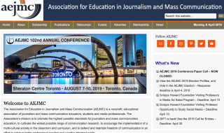 Chinese Journalism Education & Research Society, affiliate to Higher Education Association